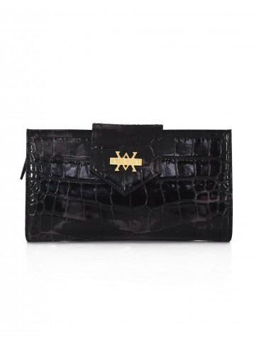 Alexandrian Wallet - Black