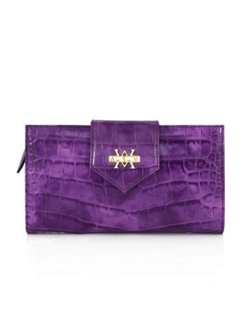 Alexandrian Wallet - Purple