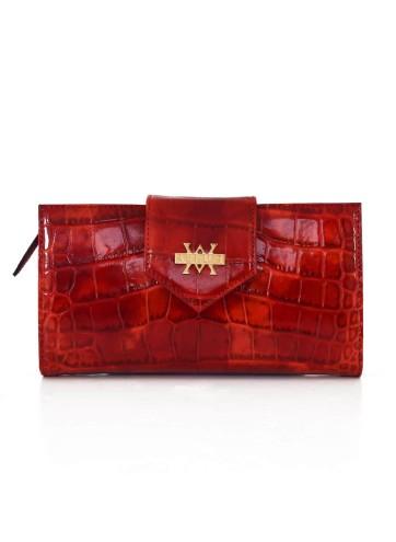 Alexandrian Wallet - Red