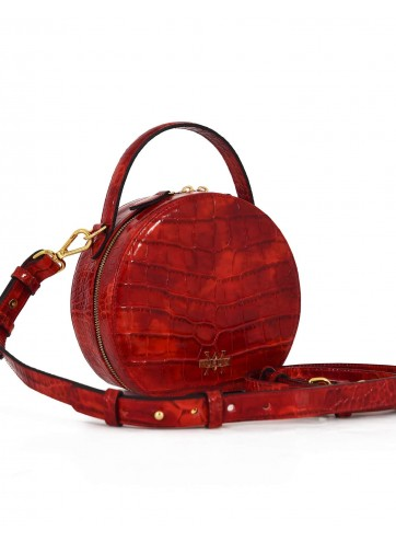 The Moon Collection - Medium: Red