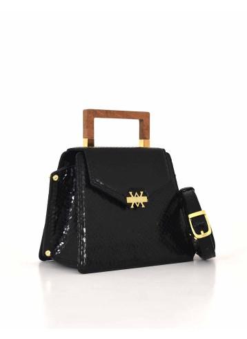 The Spur Bag - Full Black