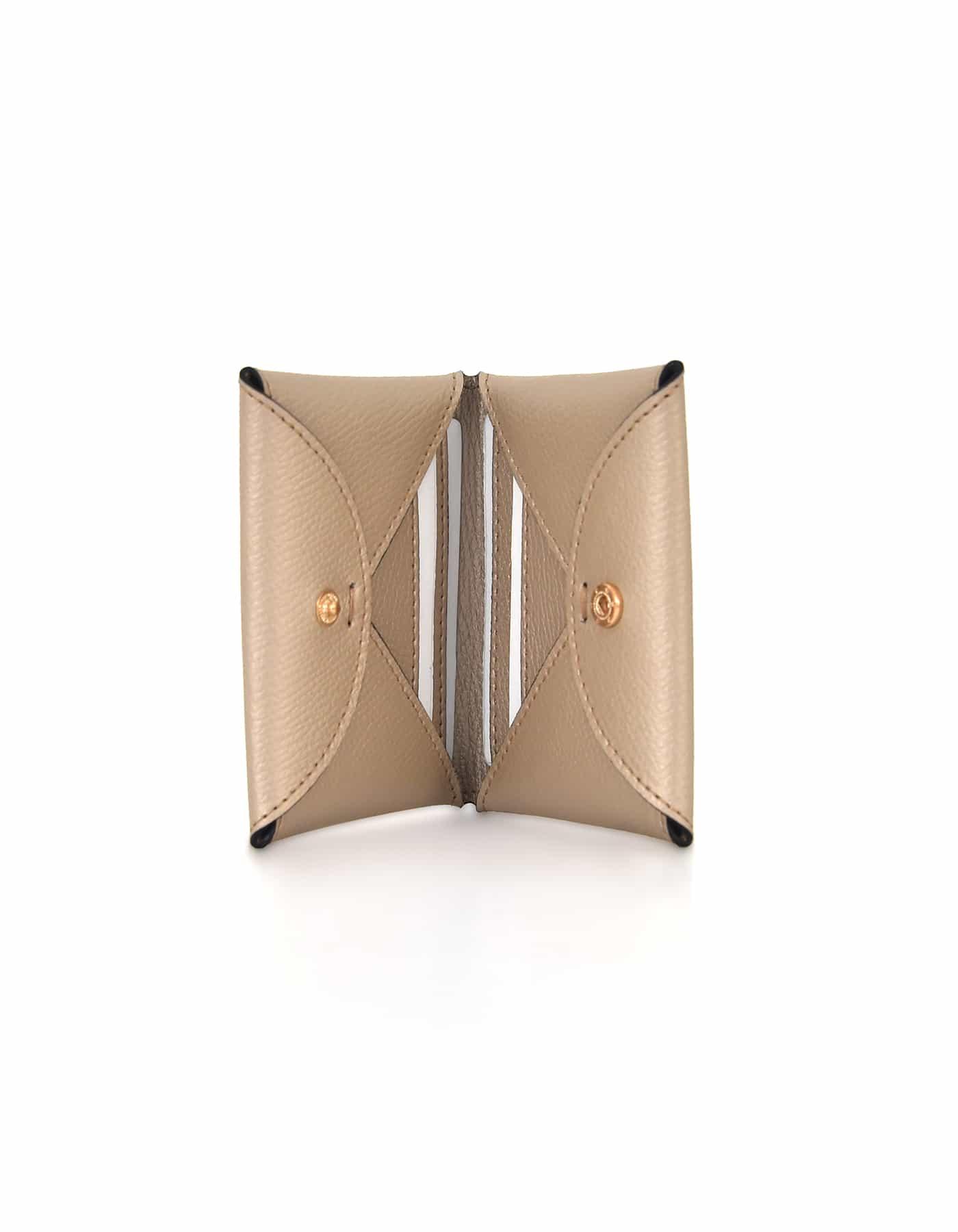 Card Holder Hanging - Gold