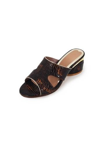 Forte Heels - Brown