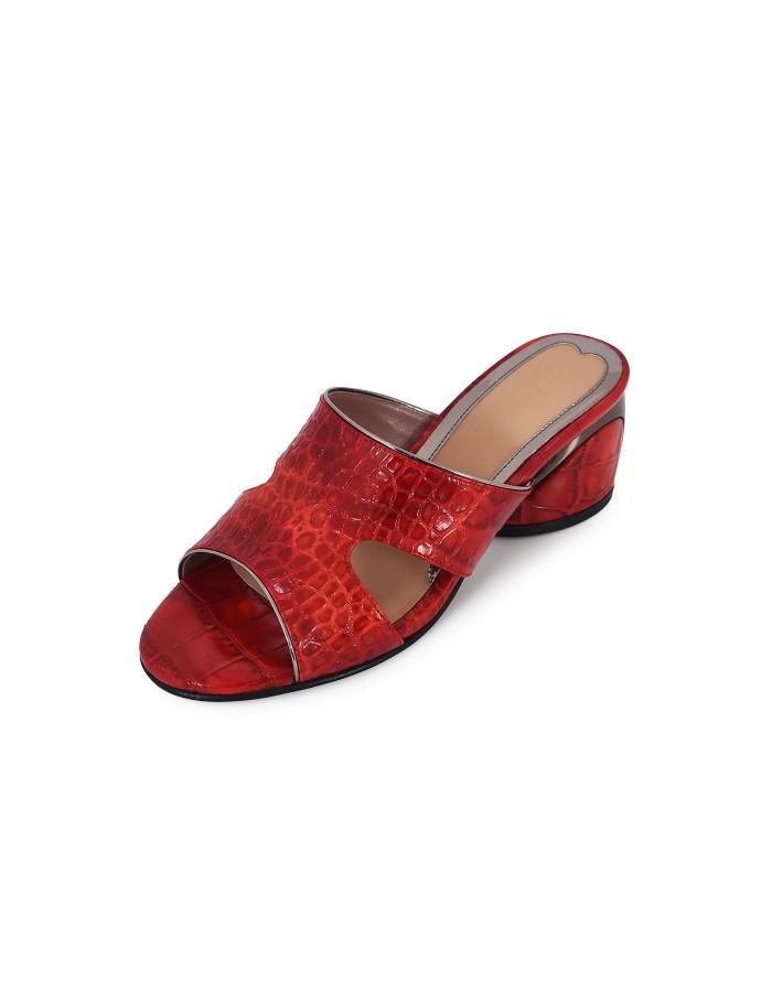 Forte Heels - Red